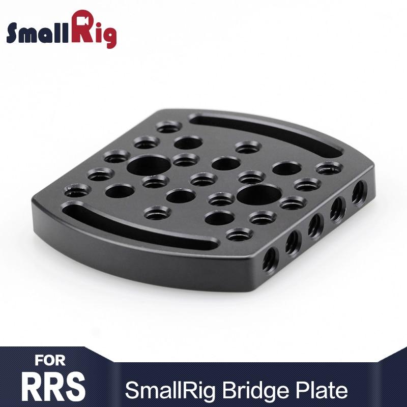 SmallRig Piastra del Ponte per RRS B2-LR-II Morsetto, Ponte Tra Manfrotto e Arca Swiss-1568