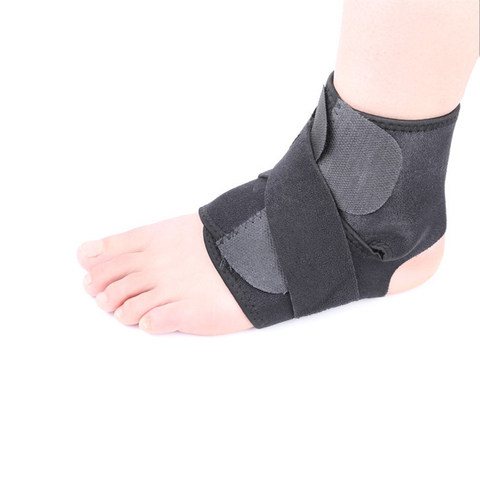 Adjustable Sports Ankle Guard Foot Care Wrist Socks Pressure Bandage Bicycle Football Basketball Climbing Gear Ankle Protection Karachi