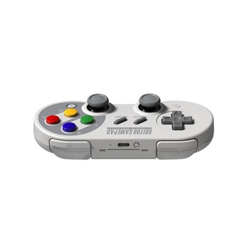 Official 8BitDo SF30 Pro Wireless Bluetooth Gamepad Controller with Joystick for Windows Android macOS Nintendo Switch Steam 3