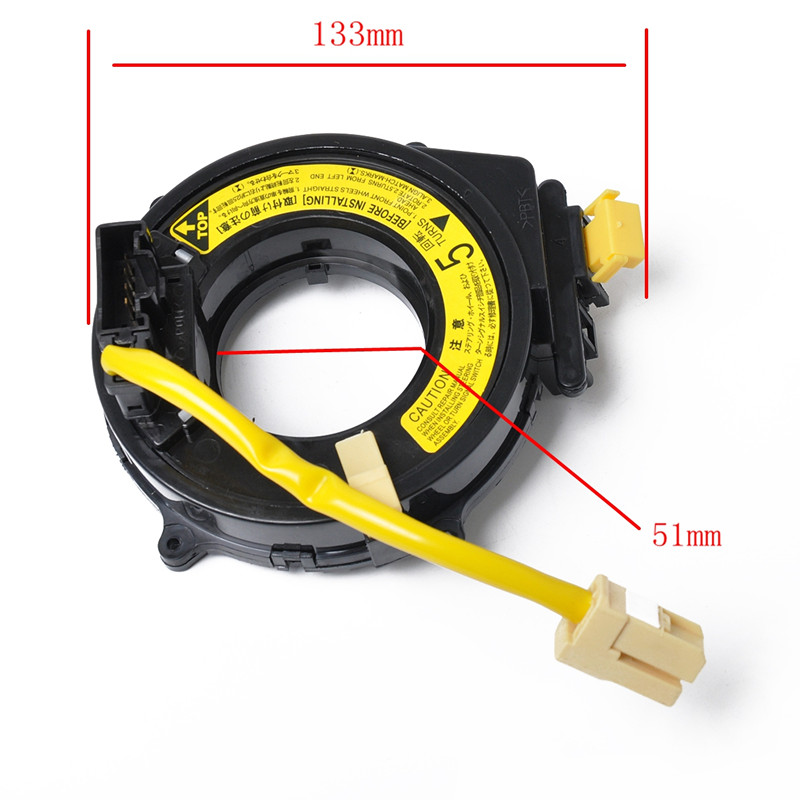 84306-12070 NEW Spiral Cable Clock Spring for 4Runner RAV4 Land Cruiser Corolla