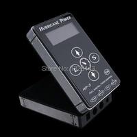 Ураган Мощность HP 3 черный двойной цифровой 5 шт. ЖК дисплей Источники питания для татуажа новая версия Сенсорный экран Одежда высшего качес