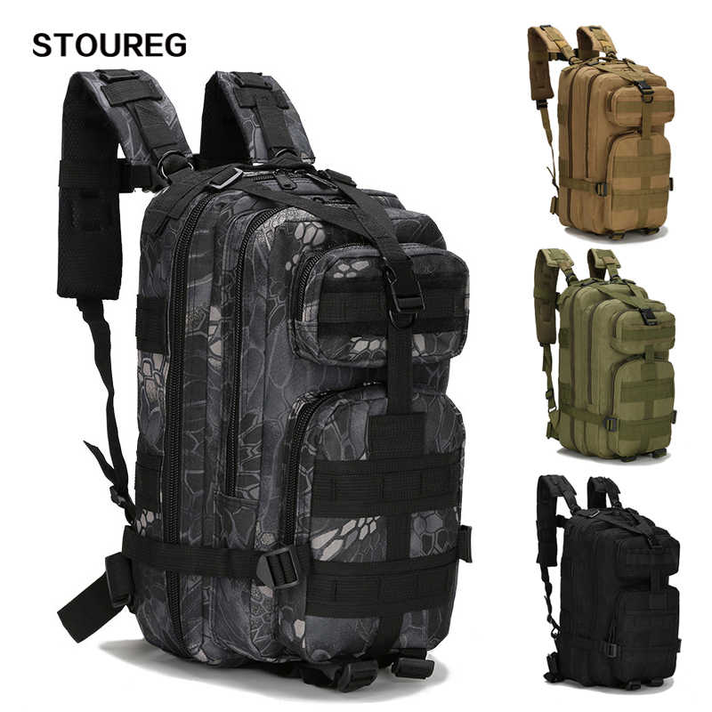 20-30L Men Women Military Tactical Backpack Men's Trekking Sport Travel Rucksacks Tactical Bags Camping Hiking Climbing Bags