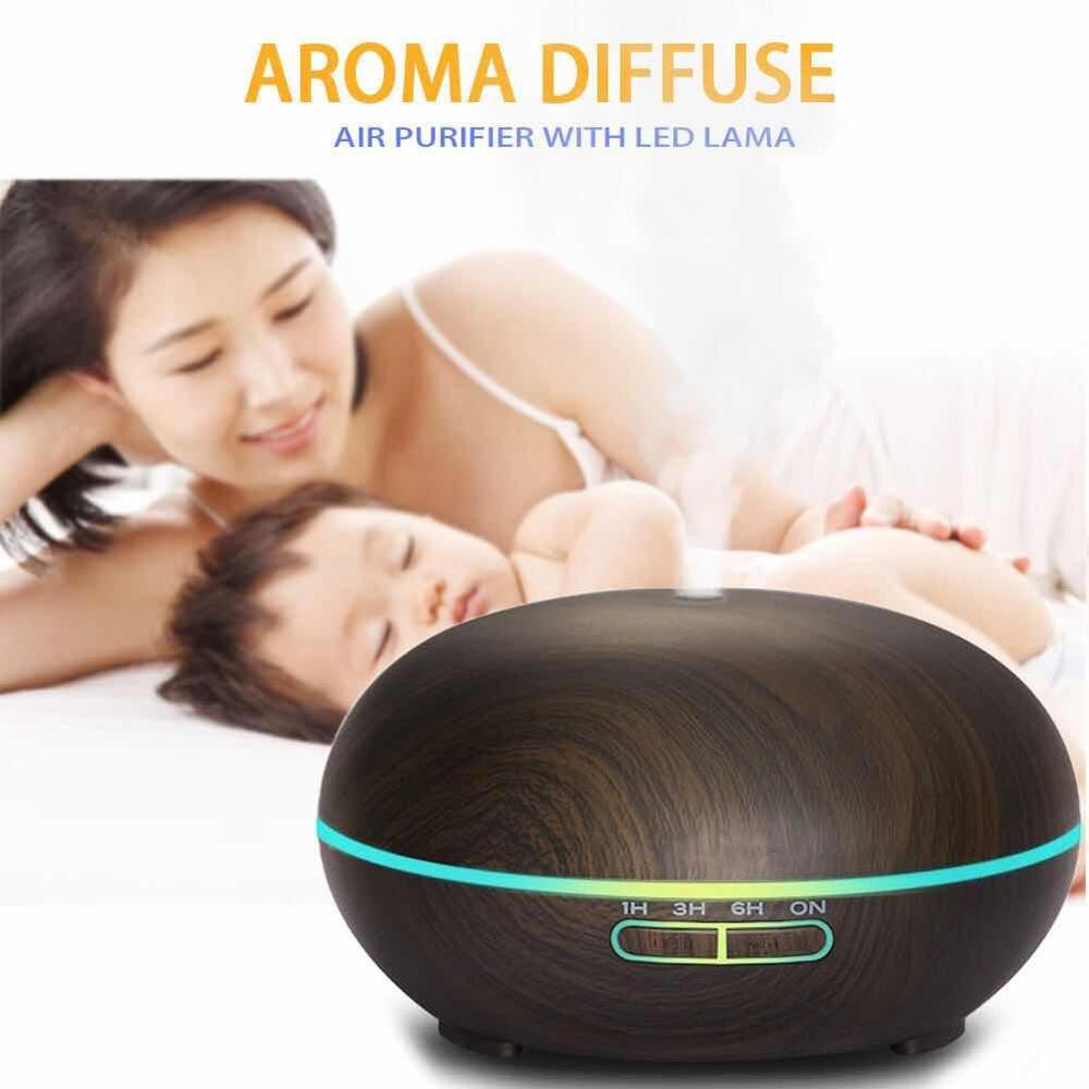 New ultra-quiet hydrating fresh air essential oil diffuser, 300ml ultrasonic humidifier for home, office and hotelNew ultra-quiet hydrating fresh air essential oil diffuser, 300ml ultrasonic humidifier for home, office and hotel