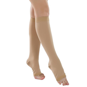 Compression Stockings Open Toe