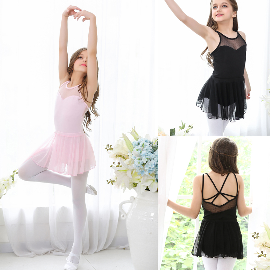Gymnastiek Leotard for Girls schoonheid Ballerina balletjurkjes - Nieuwe items