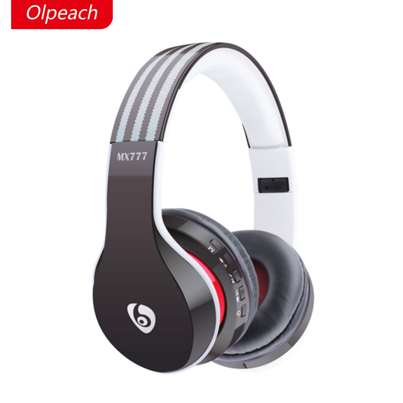 Olpeach 2017 Limited Hot Sale Bluetooth Headset Earphones M777 Hifi Sound Quality Active