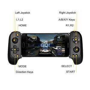 Image 5 - Controlador telescópico sem fio telescópico sem fio bluetooth do jogo móvel do jogo de bluetooth do controlador do jogo móvel para o telefone android