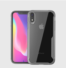 Conelz For iPhone XS iPhone XR iPhone XS Max Phone Case Acrylic & TPU Hybrid Protective Case Back Cover morgan morgan m1152b