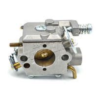 Chainsaw Carburetor Partner P360S Carbs Walbro WT 826 Carburetors Replacement