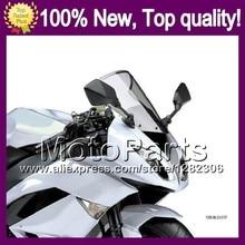Light Smoke Windscreen For HONDA CBR600RR 09 10 11 12 CBR 600RR 600 F5 CBR600 RR 2009 2010 2011 2012 #*0 Windshield Screen