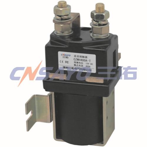 CZWH400A-T/48V dc contactor new lp2k series contactor lp2k06015 lp2k06015md lp2 k06015md 220v dc