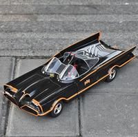 Movie collection car model 1:24 scale alloy sliding car toys diecast metal toy vehicles 2 open doors Batman Chario free shipping