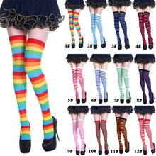 6ee73b999 Halloween Stockings - Compra lotes baratos de Halloween Stockings de ...