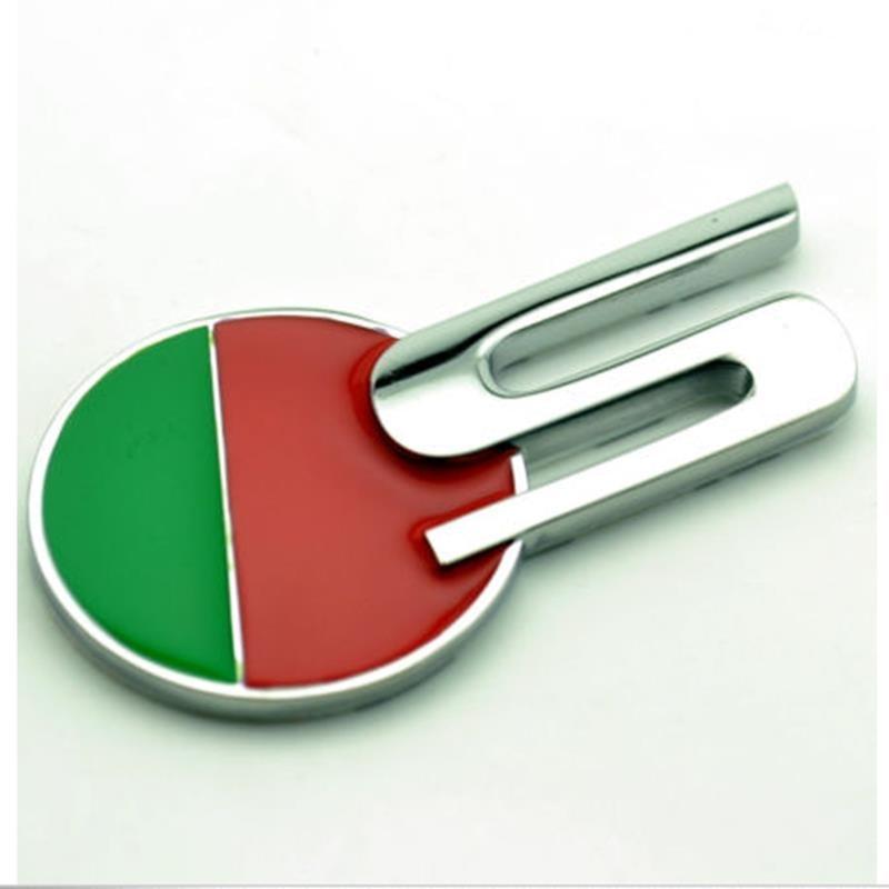 3D Red Plated Lepoard Sticker Badge Emblem Logo Fit XF XJ XJL XK F Type