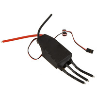 GoolRC 200A Brushless Water Cooling Electric Speed Controller ESC with 5V/5A SBEC for RC Boat Model