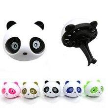 Вкусовые parfums автомобиле panda oem vent твердый освежитель оригинальный духи кондиционер
