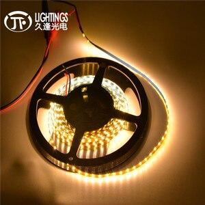 Image 5 - 5 м 0603/0805 2,5 мм ширина PCB 0603 SMD 120 светодиодов/м супер яркая светодиодная лента красный/зеленый/синий/белый/розовый/оранжевый светильник вая лента IP30 DC12V