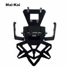 MAIKAI For KAWASAKI Z400 NINJA250 NINJA400 2018-2019 Motorcycle Modification Rear License Plate Tailstock Bracket