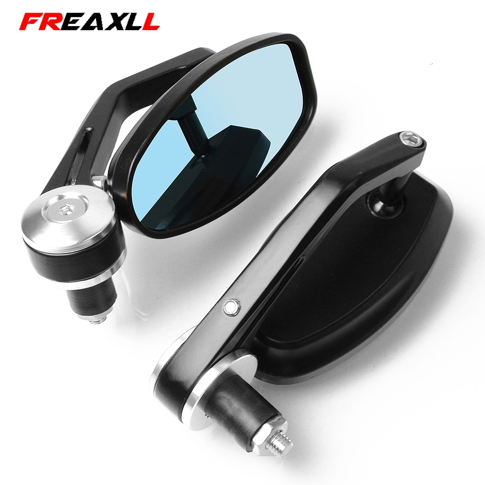 7 8 quot 22mm Universal Motorcycles Rearview Mirrors Motor Grip Ends Mirrors FOR KTM DUKE200 DUKE390 RC390 1190 990 1290 AdventuRe R in Side Mirrors amp Accessories from Automobiles amp Motorcycles