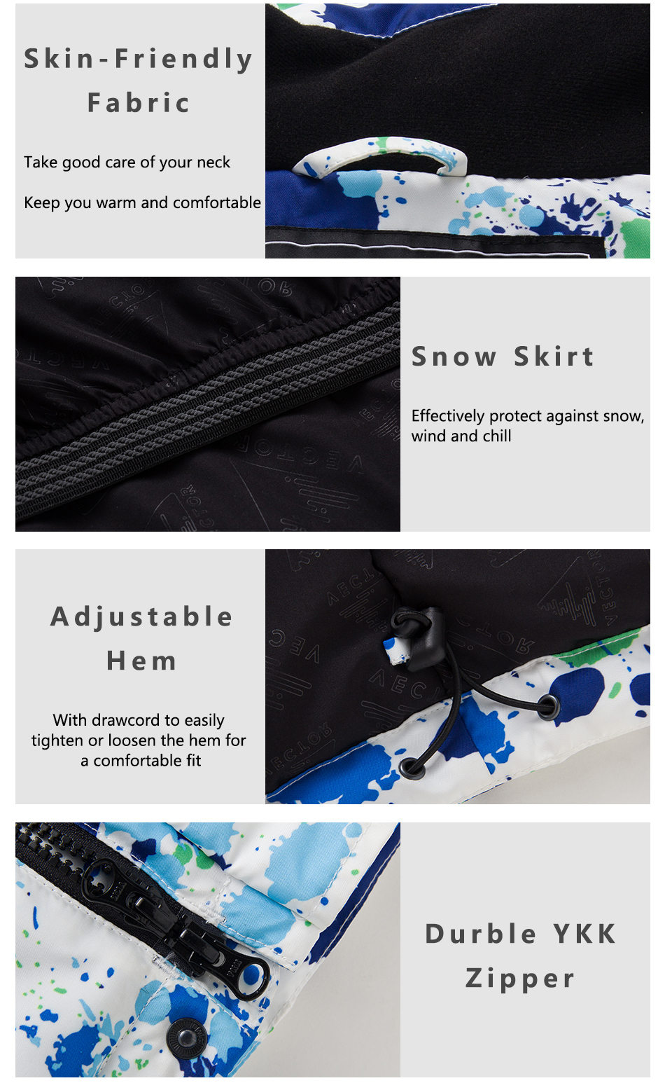 China ski jacket Suppliers