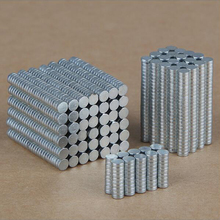 цена на 100 pcs 3 x 1mm Powerful Super Strong Rare Earth Neodymium Disc Magnets 3x1 mm n35 Small Round Magnet 3*1