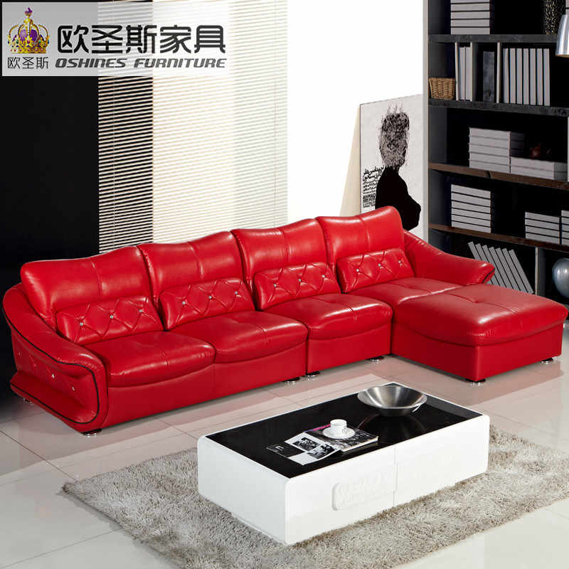 Superb Latest Design New Wedding Modern Sectional Corner L Shape Sexy Hot Red Leather Sofa Set Red Genuine Leather Sofa Italian F39 Download Free Architecture Designs Philgrimeyleaguecom
