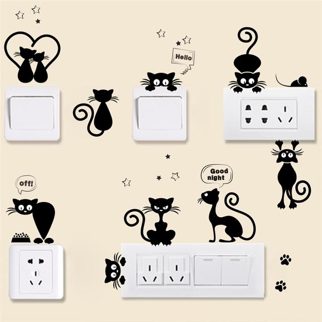 Cat Light Switch