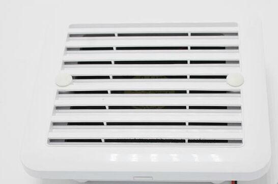12V Mini RV Side Air Ventilation Trailer Caravan Vent Fan Low Noise And Strong Wind Fan Blower