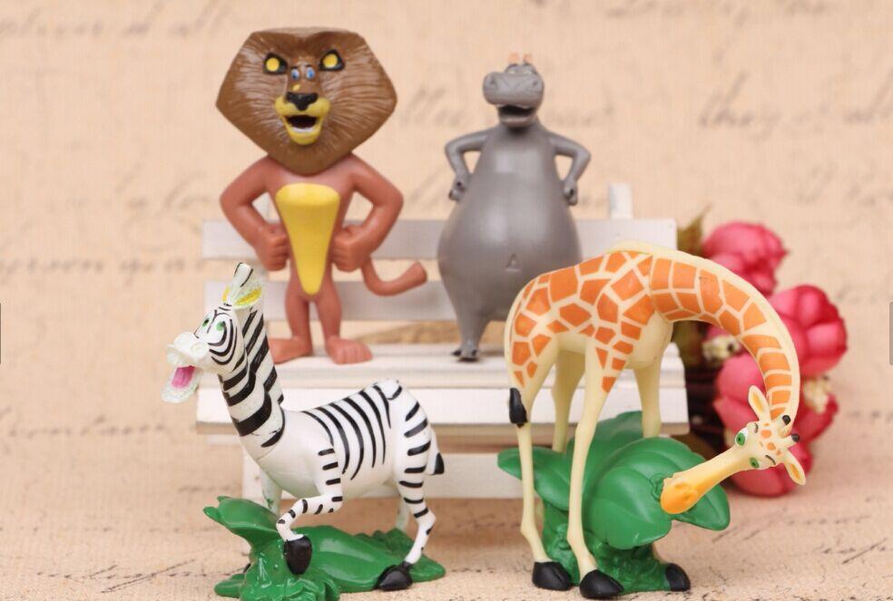 Popular Madagascar Action Figures-Buy Cheap Madagascar ...