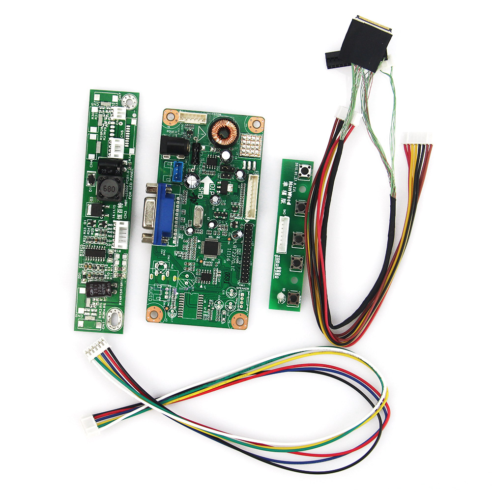 For B101UAN02.1 V.1 Control Driver Board M.RT2270 LCD/LED (VGA) LVDS Monitor Reuse Laptop 1920x1200