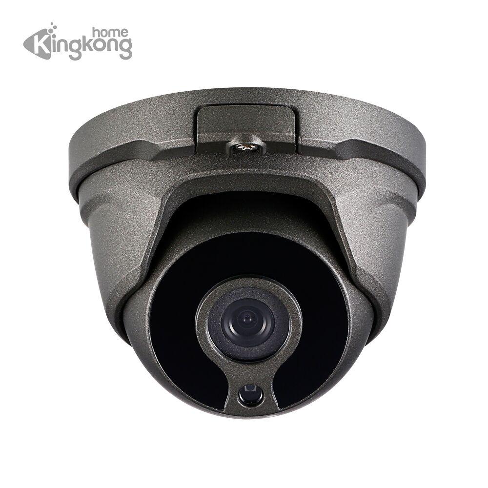 все цены на Kingkonghome 48V POE IP Camera Outdoor 1080P ONVIF Network Security Camera CCTV Camera P2P Motion Detection Waterproof IP Cam