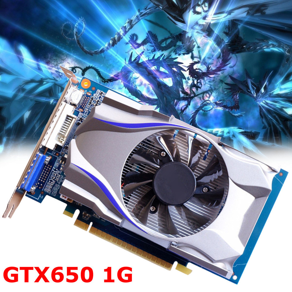 GTX650 1GB GDDR5 128Bit HDMI Graphics Card 5000MHz For NVIDIA GeForce mars version nvidia gtx650 video card for desktop gtx650 2g ddr5 gaming graphics card 384sp 3 years warranty