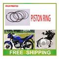 piston ring set  CF150 CFMOTO CF MOTO motorcycle 150cc accessories free shipping