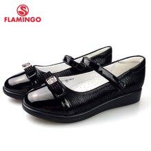 FLAMINGO Nes Foot Arch design Spring&Summer Hook&Loop Outdoor Size 31-36 school
