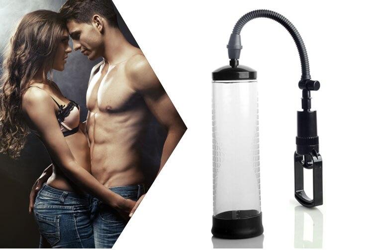 Penis Pump Penis Enlargement Vacuum Pump Penis Extender Sex Toys Penis Enlarger Extension Adult Sexy Product for Men proextender 1