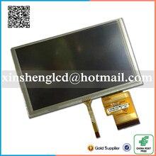 D'origine 6.2 polegada LCD écran HSD062IDW1 A00 A01 A02 avec écran tactile pour DVD de voiture GPS navigation livraison gratuite