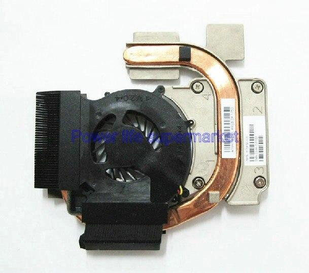 New original CPU cooling Radiator Heatsink&FAN  for hp DV3 DV3-2000 CQ35 CQ36 531814-001 536758-001 intel independent