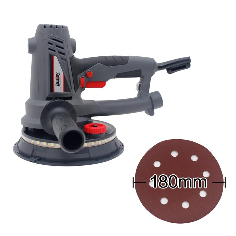 220V Vacuum type wall putty machine polishing machine wall sanding machine grinding machine 750W Y