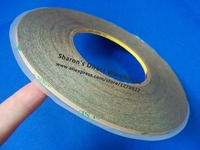2 5mm 55M 0 17mm 3M Double Adhesive Clear Tape High Strong 300LSE For Galaxy Samsung