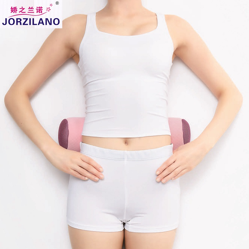 Jorzilano Pelvic Correction Lumbar Pad Waist Pad Easy way to Lift hips Body Plasticity Beautifies buttock & Legs Shapes waist 5boxes 10pcs prostatitis pad to treat prostate disease sexual dysfunction of male pad urological pad painful urination