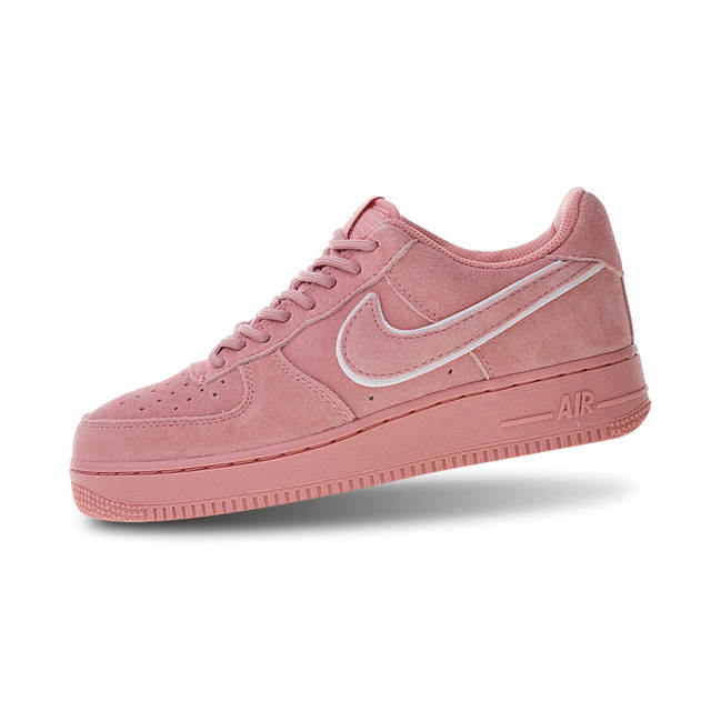 more photos ceb46 ecf2b US $90.5 50% OFF|Nike Air Force 1 07 LV8 Suede AF1 Skateboarding Shoes  Sports AA1117 601 for Women 36 39-in Skateboarding from Sports &  Entertainment ...