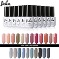Belen Nude Color Gray Series Color Gel Coat Fashion Series Nail Polish Gel Long-lasting Soak-off Gel Nail LED UV Gel Nail Polish