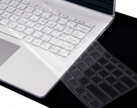 XSKN Keyboard Cover For Microsoft Surface Book Type Cover Ultra Thin Dust Proof Clear Soft TPU