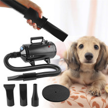 Direct Saling German Pet Hair Dryer 2600W Set Dog/Cat Grooming Dryer/Blower Double Motor Wind Big/Small Dog Clothes Dryer 220V dog dryer professional portable double motor low noise pet blower dog grooming dryer 700 3200w 220v 110v stepless wind speed