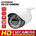 2-МЕГАПИКСЕЛЬНАЯ HD CVI Камеры 720 P ИК Пуля Всепогодный 40 м ИК 2.8-12 ММ объектив С ИК Открытый Видеонаблюдения 1.0MP HDCVI Камеры 1080 P