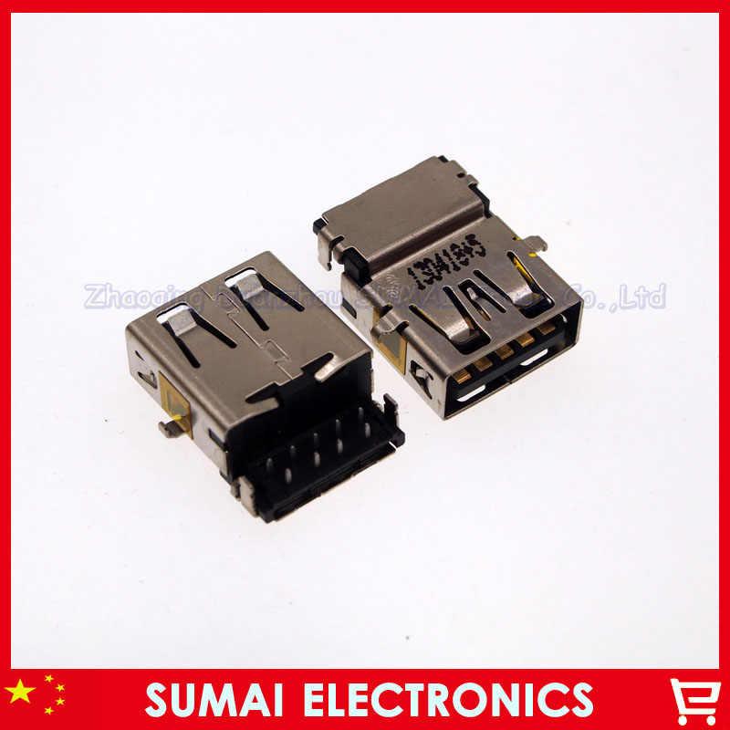 10 cái/lốc 3.0 USB Jack nữ ổ cắm cổng usb 3.0 cho lap-top ASUS Lenovo HP Samsung SONY Toshiba