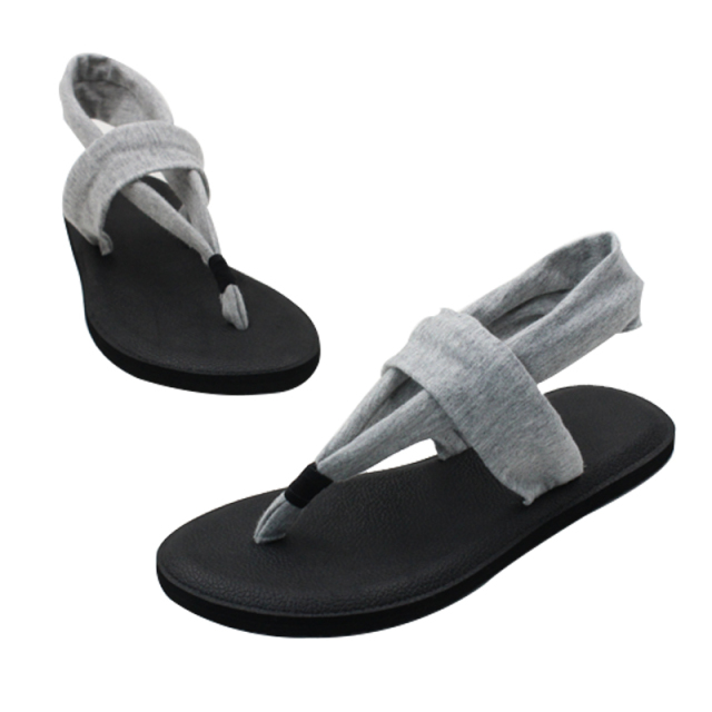Summer Yoga Sling Flip Flops for Women