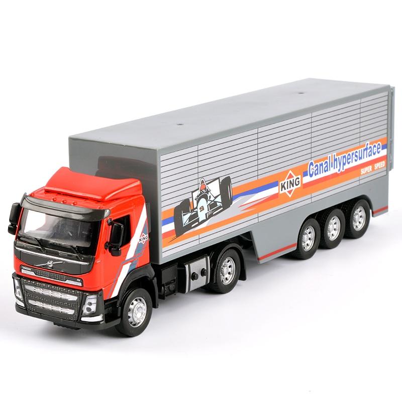 Inertia Excavator Music Engineering Truck Model Toy Car for Children Engineering Vehicle Urban Sanitation Vehicle