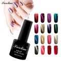 Saroline 8ml UV Varnish 3D Cat Eyes Gel Nail Polish Magnetic Color Changing Nail Polish Lacquer Nails Gel Professional