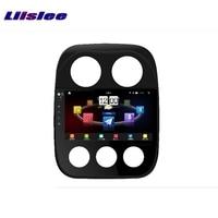 For Jeep Compass MK49 2006~2016 LiisLee Car Multimedia TV DVD GPS Audio Hi Fi Radio Stereo Original Style Navigation NAVI